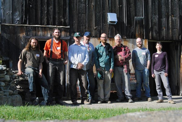 group-photo-dry-stone-wall-workshop