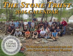 The Stone Trust Calendar Cover