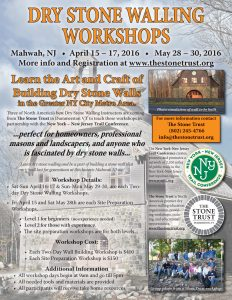 New York New Jersey Trail Conference Flyer