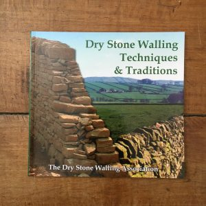 dry stone walling book