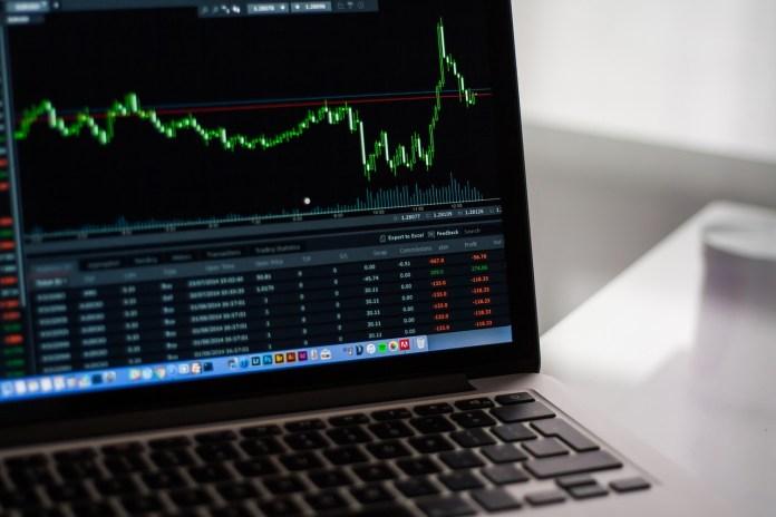 Stock Market Money Charts Graphs Finance Stocks
