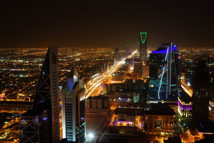 Riyadh, Skyline