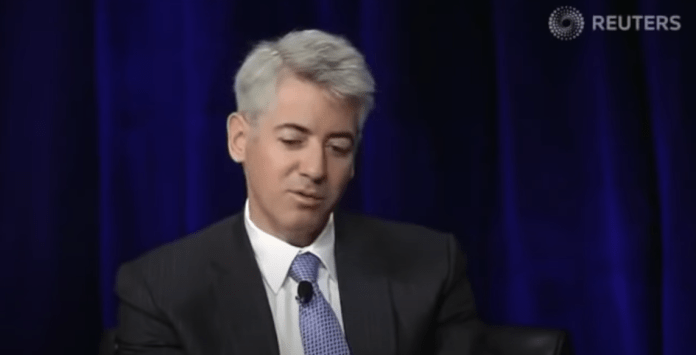 Bill Ackman Douchebag