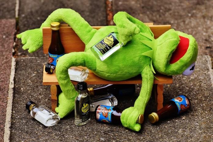Jerome Powell Drunk