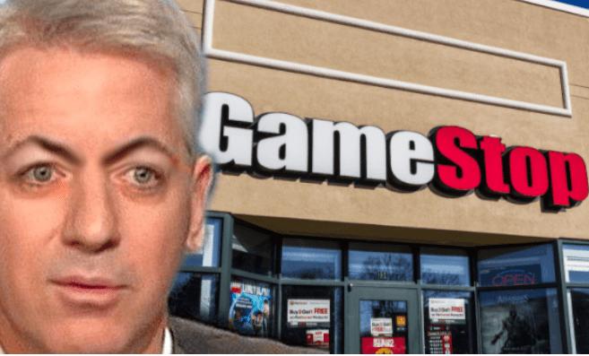 Bill Ackman GameStop