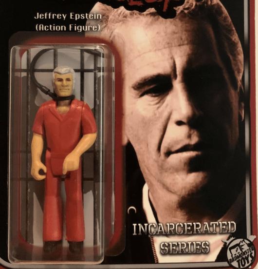 Jeffrey Epstein Doll
