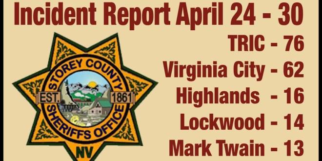SCSO Incident Report