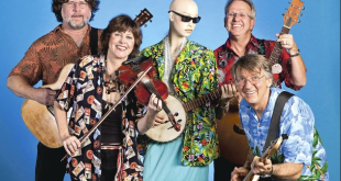 Austin Lounge Lizards play Pipers Opera House
