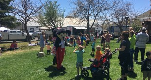 Kids Day In The Park A Hit