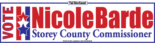 Nicole Barde for Storey County Commissioner