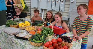 Virginia City Soars Friday Farmers Market
