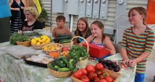 Virginia City Soars Friday Farmers Market
