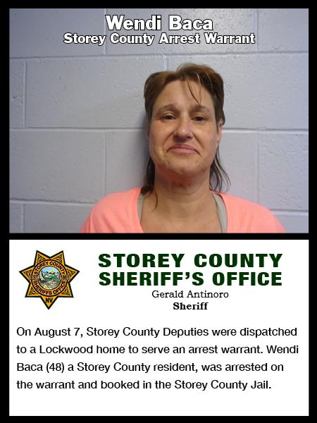 SCSO Arrest Blotter August 6 - 12