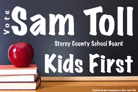 Sam Toll for School Board