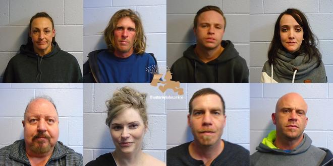 SCSO Arrest Log January 21 - February 03