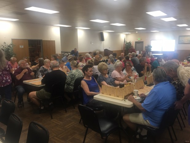 Lockwood Bingo Night