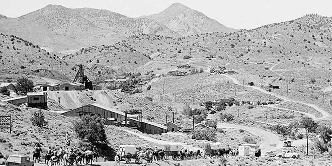 Bicentennial Wagon Train Show