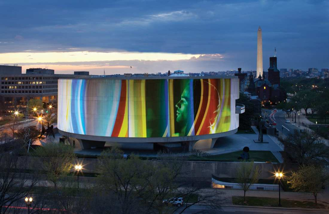 Behind the Scenes with the Hirshhorn