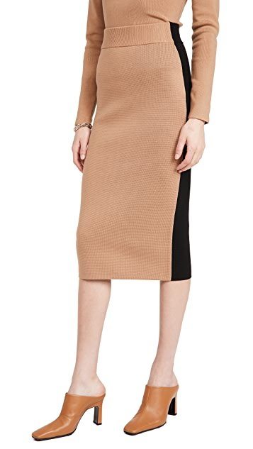 Product image of Victor Glemaud Colorblock Skirt