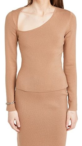 Product image of Victor Glemaud Cut Shoulder Sweater