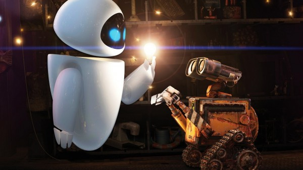 wall-e sex in space