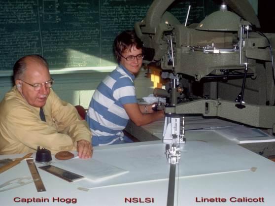 1971 Linette & Captain Hogg