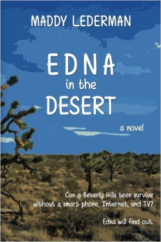 Edna in the Desert by Maddy Lederman