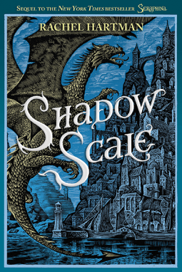 Shadow Scale by Rachel Hartman 600 pages