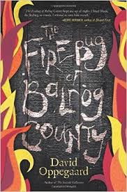 The Firebug of Balrog County by David Oppegaard
