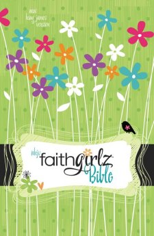 NKJV Faithgirlz Bible Edited by Nancy Rue
