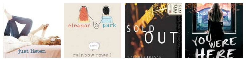 Books Featuring Music
