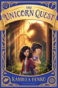 Unicorn Quest by Kamilla Benko