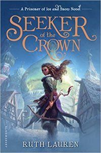 Seeker of the Crown by Ruth Lauren