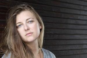 Winter Glass author Lexa Hillyer