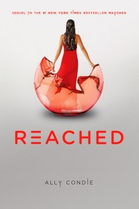 Reached by Ally Condie