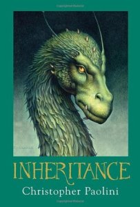 Inheritance by Christopher Paolini 600 pages