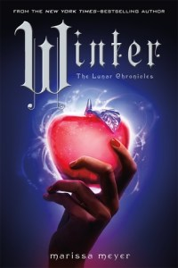 Winter by Marissa Meyer 600 pages
