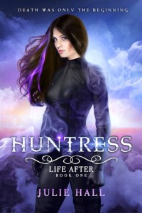 Huntress by Julie Hall
