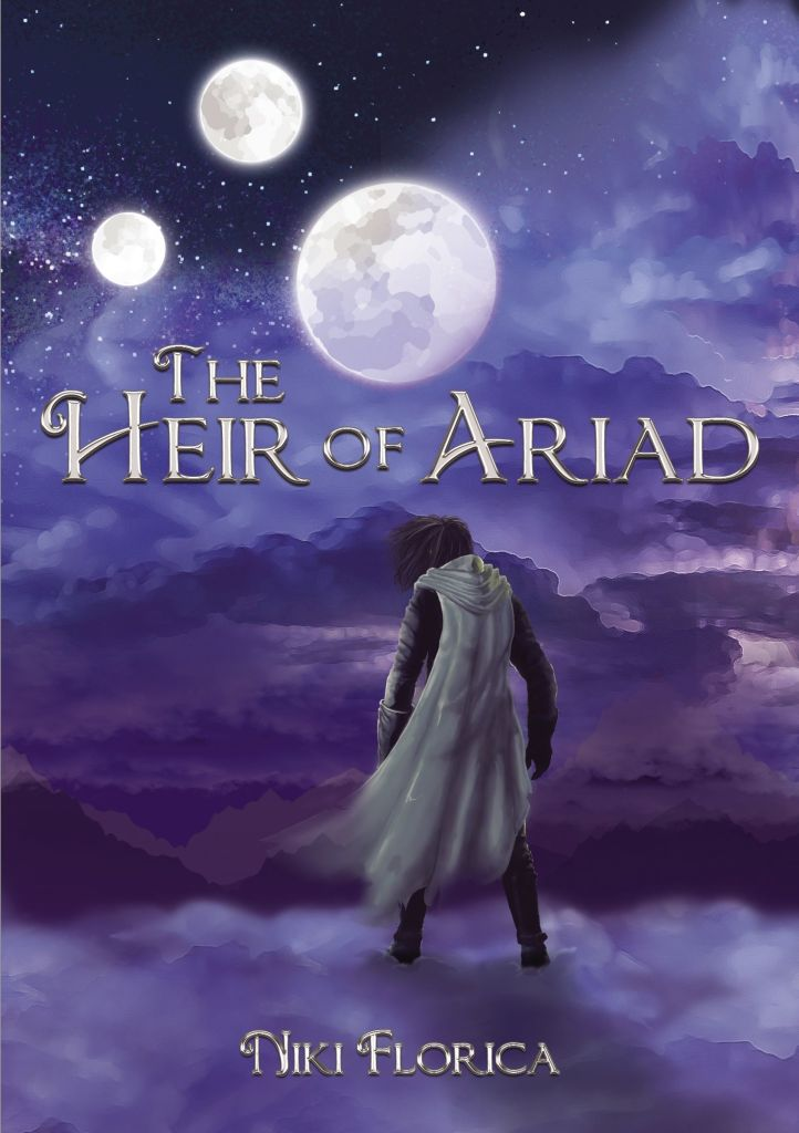 The Heir of Ariad by Niki Florica