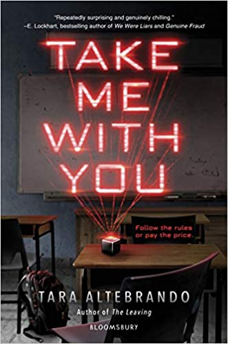 Take Me with You by Tara Altebrando