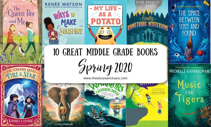 Best Middle Grade Books from 2020