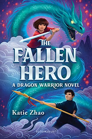 The Fallen Hero by Katie Zhao