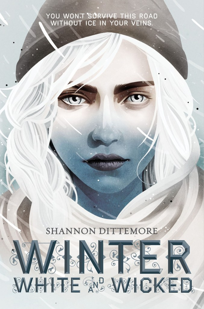 Winter White and Wicked by Shannon Dittemore