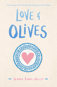 Love and Olives by Jenna Evans Welch