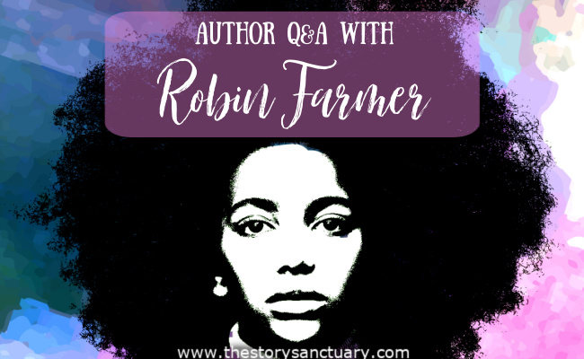 Author Q&A with Robin Farmer