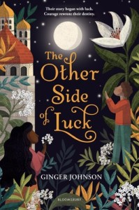 The Other Side of Luck by Ginger Johnson