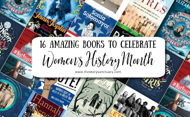 16 Amazing Books to Celebrate Women's History Month