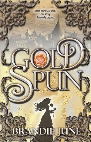Gold Spun by Brandie June