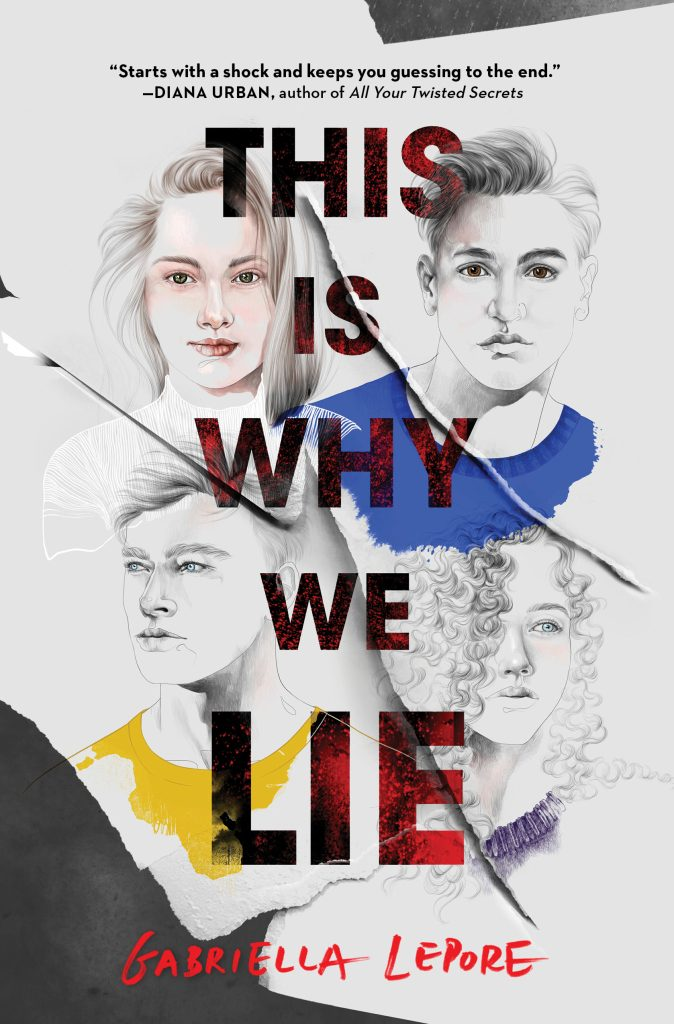 This is Why We Lie by Gabriella Lepore