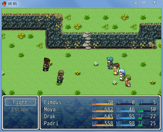 Side Battle Systems for RPG Maker VX Ace